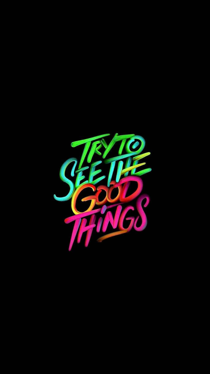 Try to Say Good